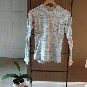 Lululemon Runderful Long Sleeve